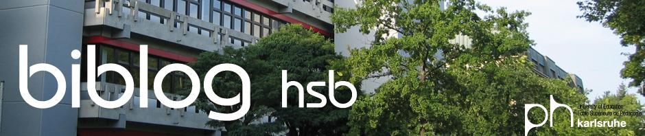 biblog der Hochschulbibliothek Karlsruhe